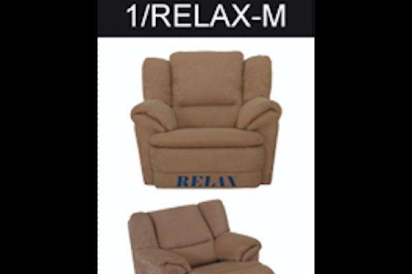 Alba Mobili Luxor fotel motoros relax