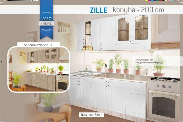 Divian Zille 200-as blokk