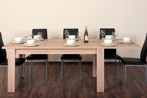 Délity K230 bővíthető étkezőasztal