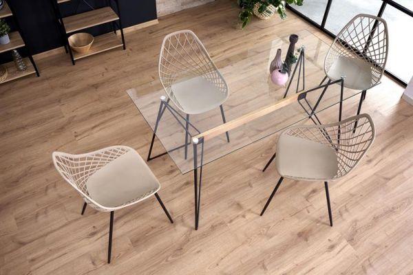 Halmar Allegro fix étkezőasztal
