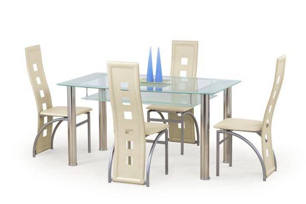 Halmar Cristal fix étkezőasztal
