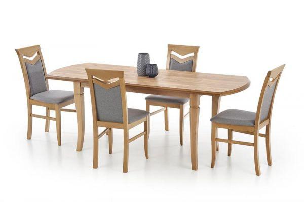 Halmar Fryderyk bővíthető étkezőasztal