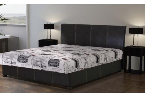 ALBA Ramona kárpitos ágy