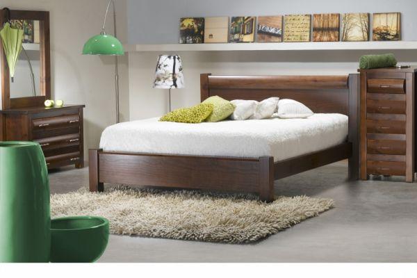CARDO tömör fa ágy keretek