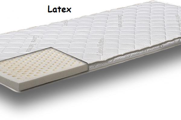 Bio Textima Latex fedőmatrac