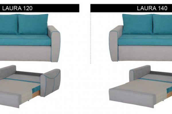Alba Mobili Laura kanapéágy