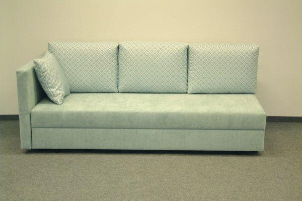 Sofart Dolores 1 támlás kanapéágy
